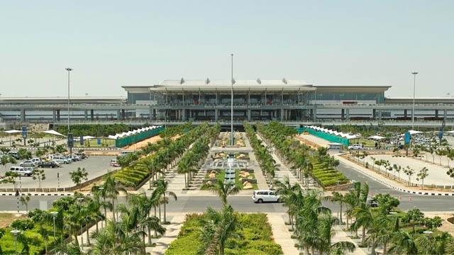 Shamshabad airport gets green nod for expansion plans