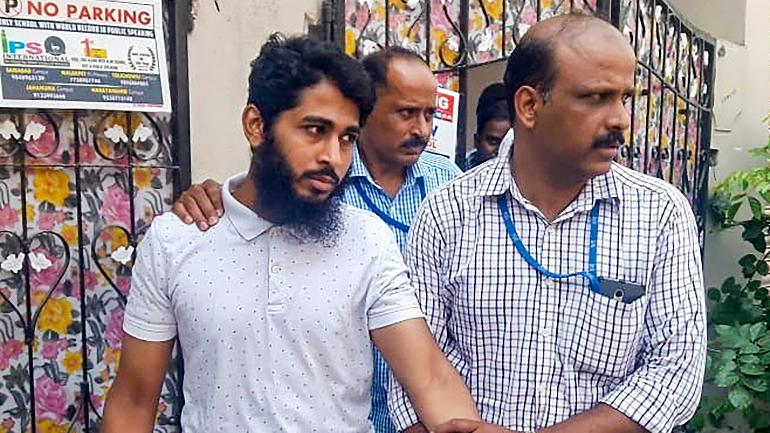NIA conducts raids in Hyderabad, takes 4 persons in custody in Islamic State module case