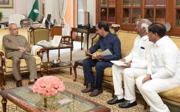 President Pranab Mukherjee to lay foundation of OU centenary blocks on April 26