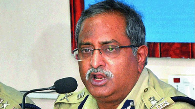 IPS officers in a fix, told to report to shunted AB Venkateswara Rao