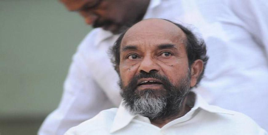 R Krishnaiah joins YSRC