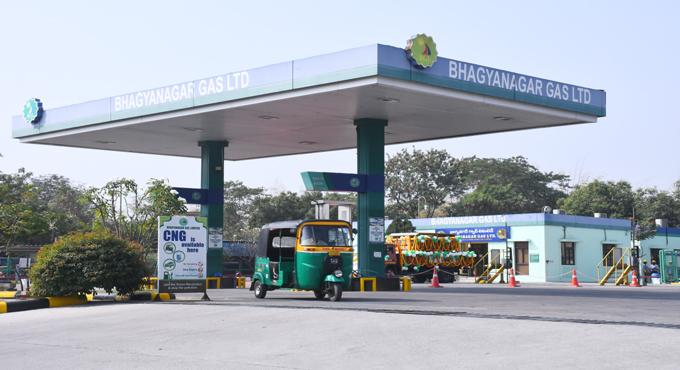 Hyderabad to get more CNG stations