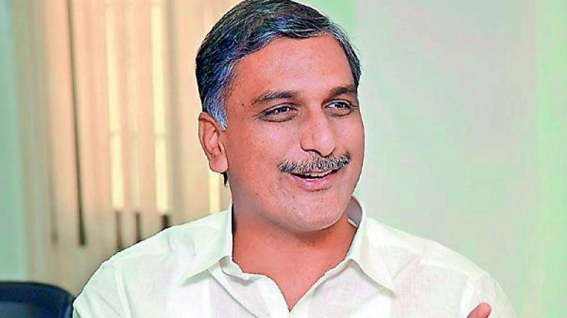 T Harish Rao leading in Siddipet constituency