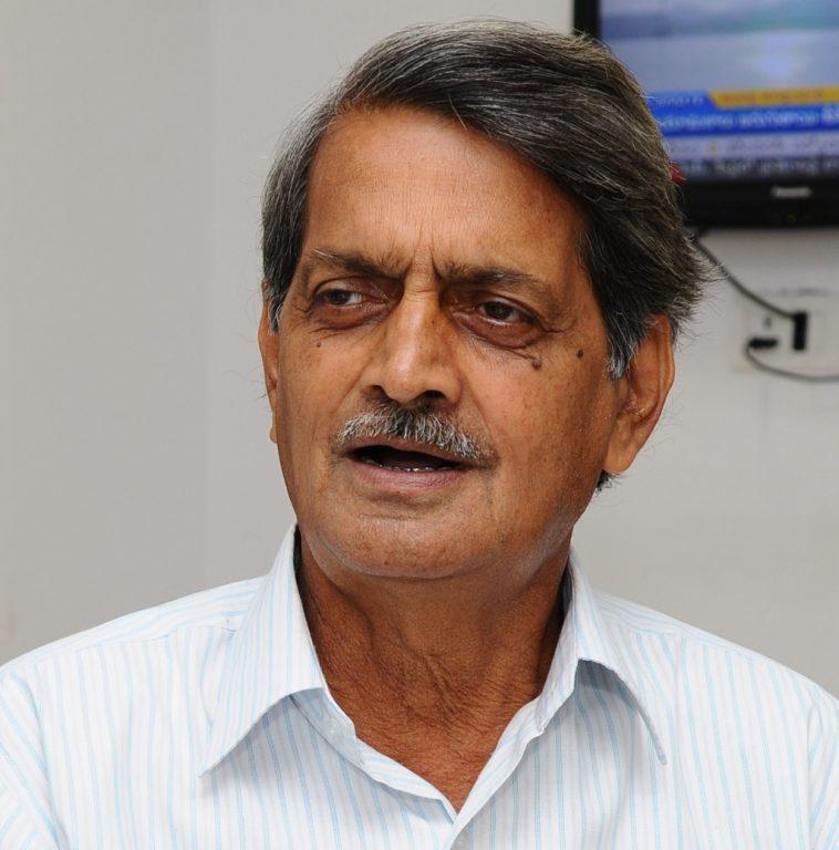 Vidyasagar Rao improving in hospital, still on life support, say doctors