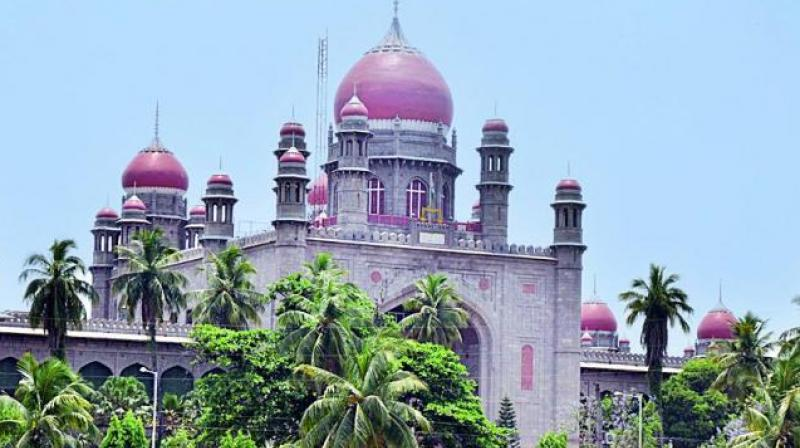 Telangana HC jails Sircilla collector, 2 officials for contempt of court