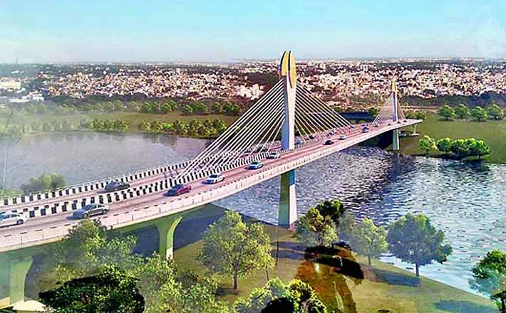 Durgam Cheruvu cable bridge opens for traffic