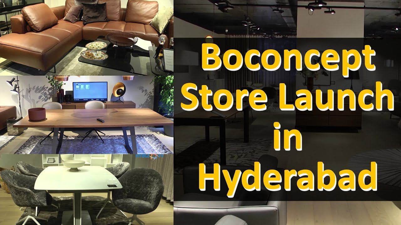 BoConcept opens first retail outlet in Hyderabad