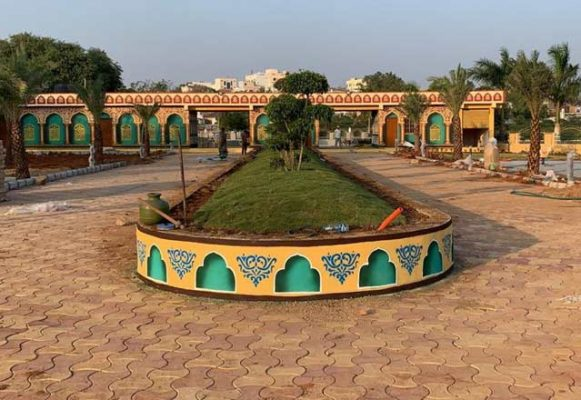 GHMC to set up musical water fountains at Mir Alam Park