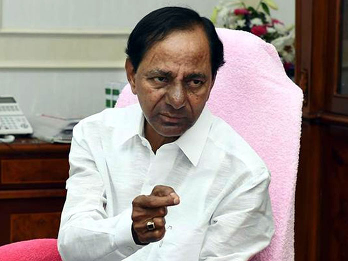 Jungle Bachao, Jungle Badhao: CM KCR