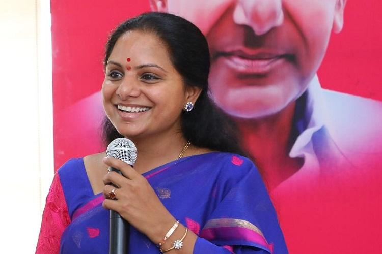 Elect TRS MPs with big margin: Kavitha