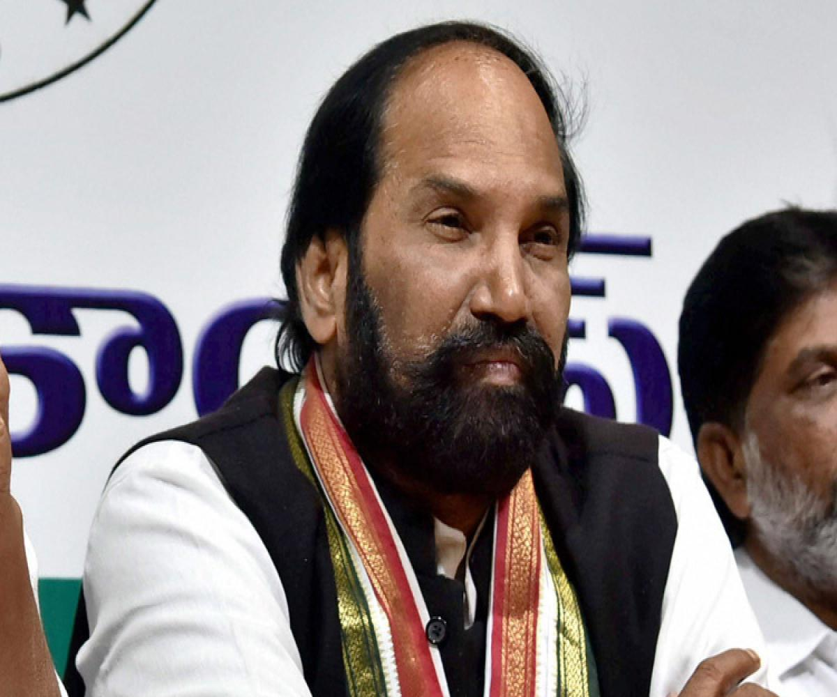 Uttam Kumar Reddy resigns as MLA