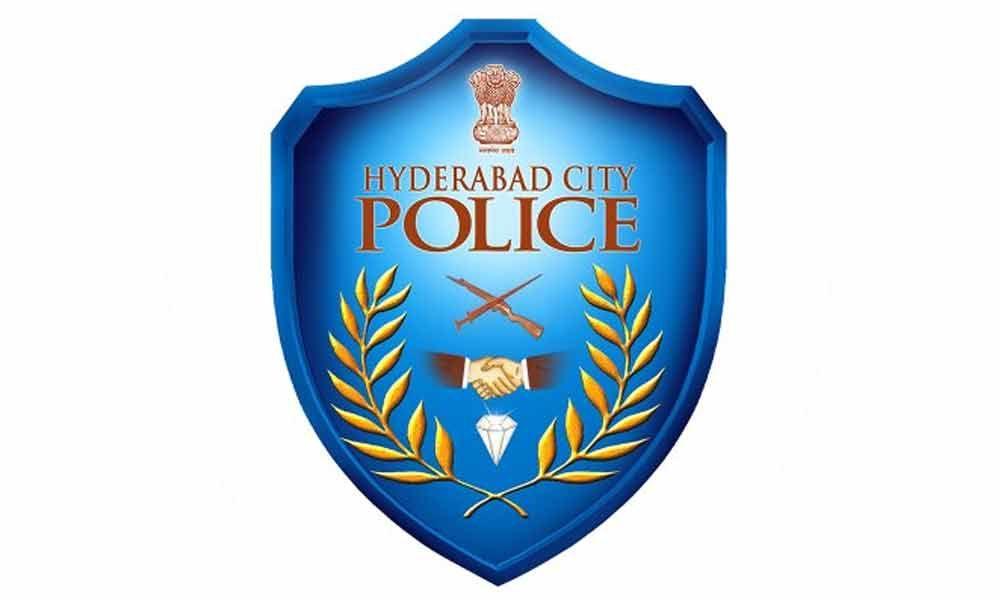 Police forces deployed at Goshamahal