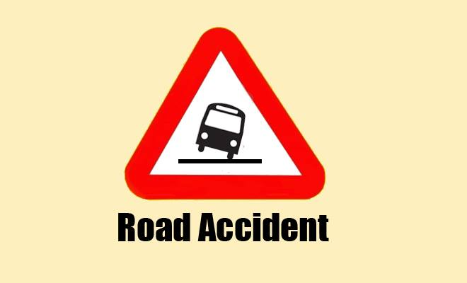 Two persons killed in road accident at Abids Road