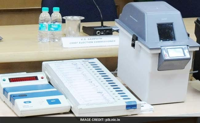 Over 2000 balloting units reached Hyderabad
