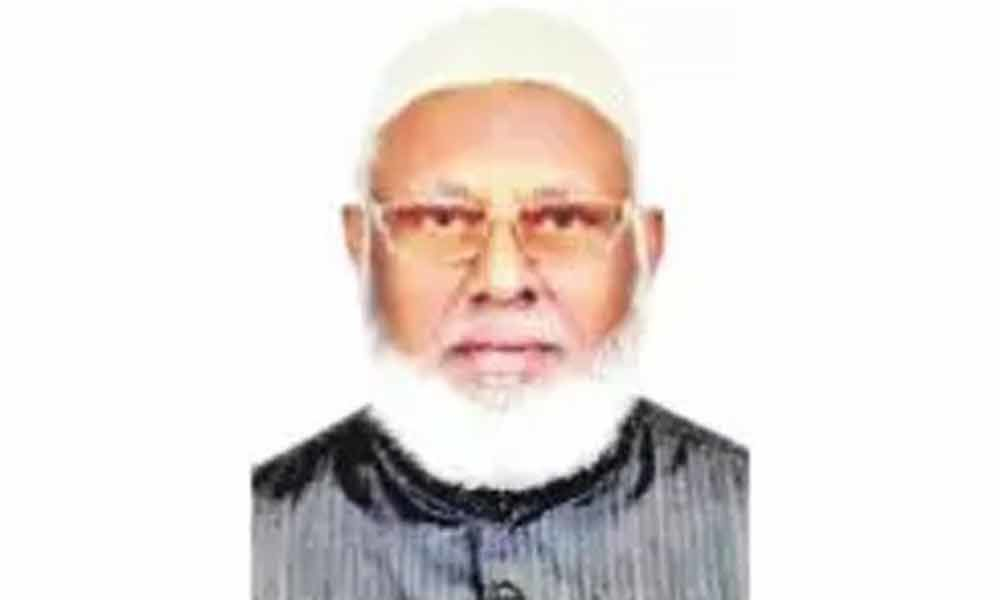 Senior TDP leader Mohammed Mahabub passes away in Hyderabad