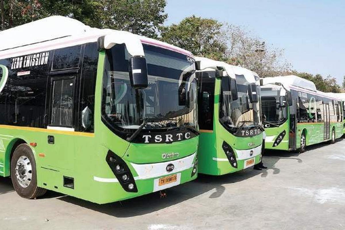 tsrtctooperate4000specialbusesfordasara