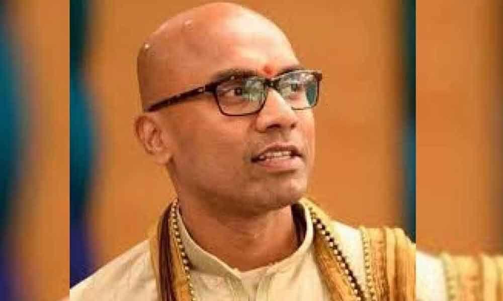 Nizamabad MP Dharmapuri Aravind detained while on his way to Bhainsa