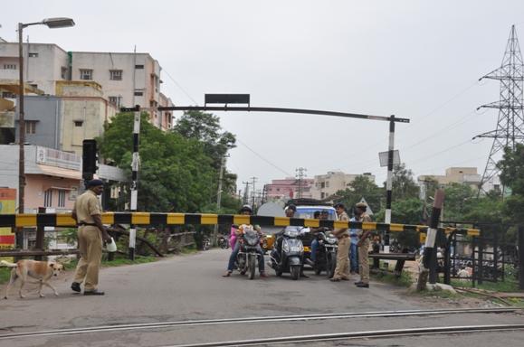 SCR cautious public not to trespass railway tracks
