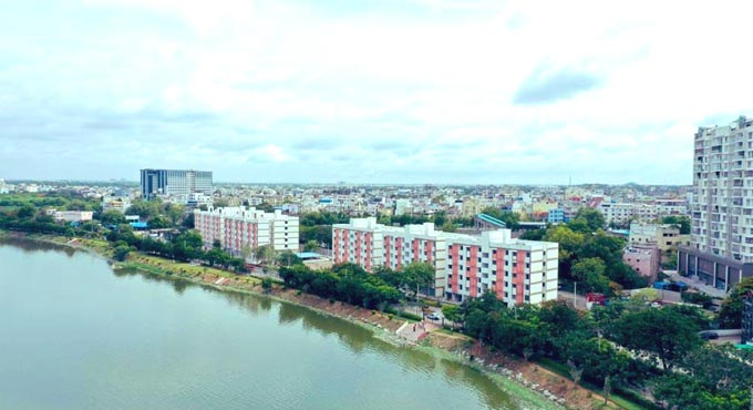 Lake view 2BHK homes to be handed over soon: KTR
