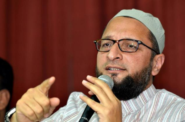 Asaduddin Owaisi slams BJP president Amit Shah over Ram Temple remark