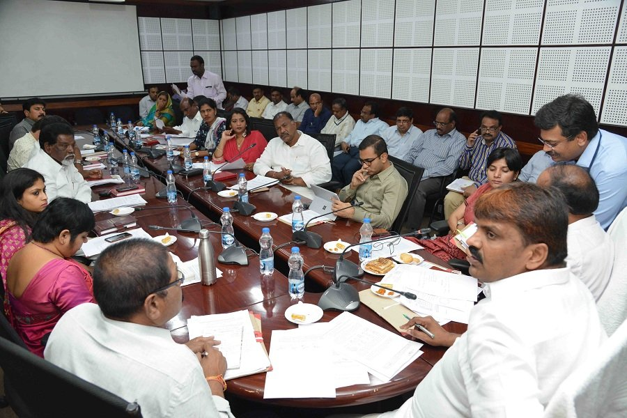 Standing committee nod for GHMC draft budget