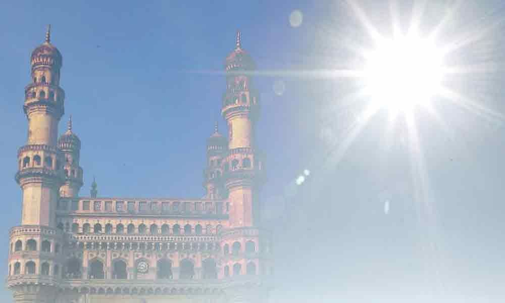 Hyderabad records 42 degree Celsius