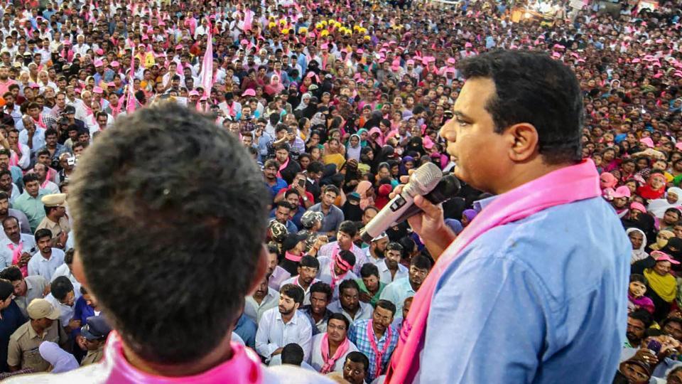 Malkajgiri has easy choice to make: KT Rama Rao