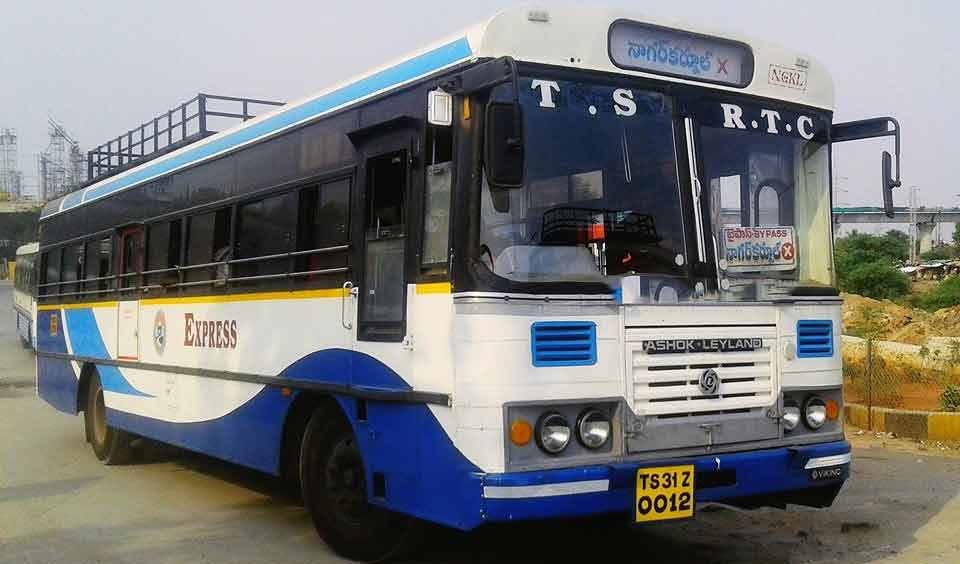TSRTC bags national award for fuel performance