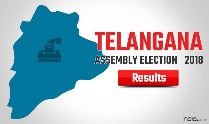 Live updates on counting of votes in Telangana at 12.01 pm