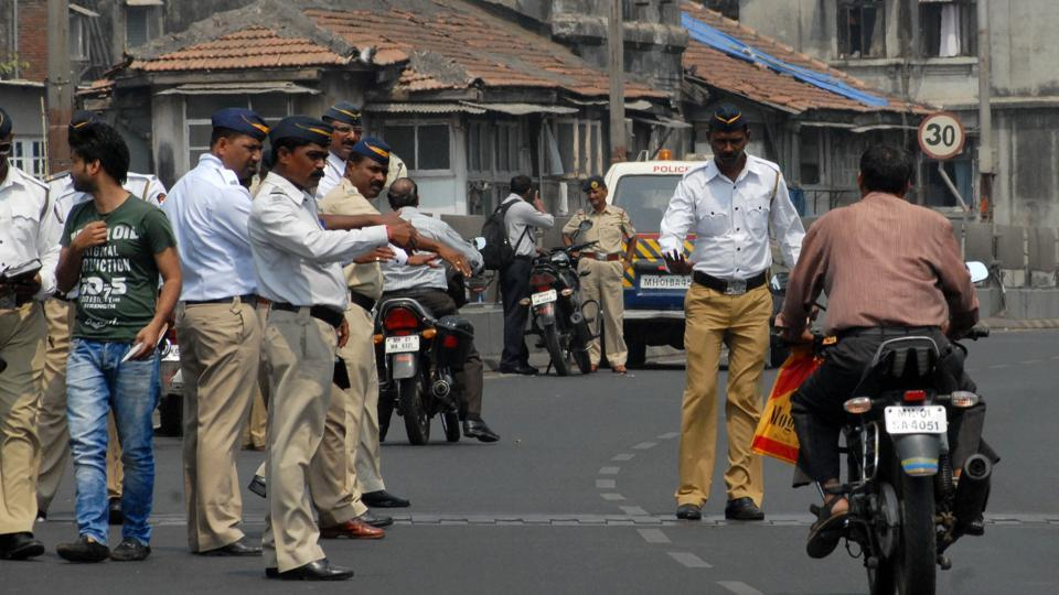 Traffic Police booked 9,954 cases for illegal parking