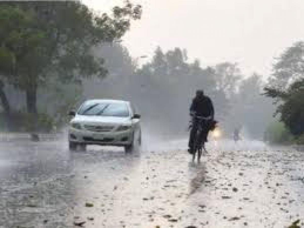 Saroornagar records the highest rainfall of 7 cm on Friday