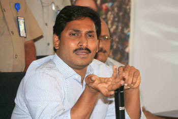 None leaving YSRCP; It's Naidu's mind game, say Jagan MLAs