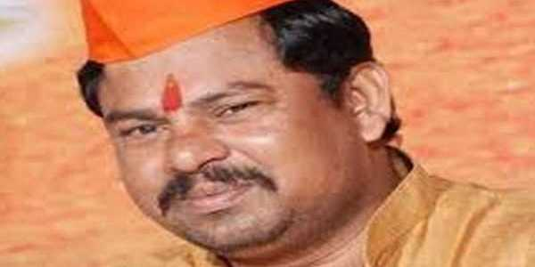 Police booked case against MLA Raja Singh