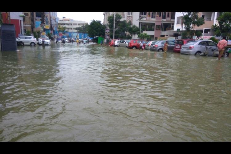 Rain kills five people in Telangana