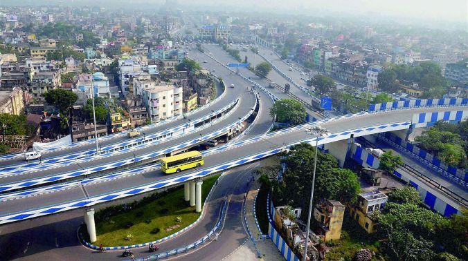 Skyways, Flyovers, Etc., To Ease Traffic Congestion In City