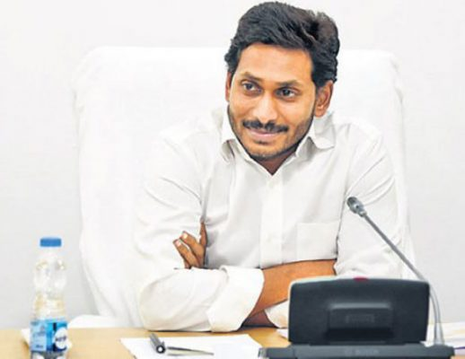 Jagan lauds KCR for initiative on river waters