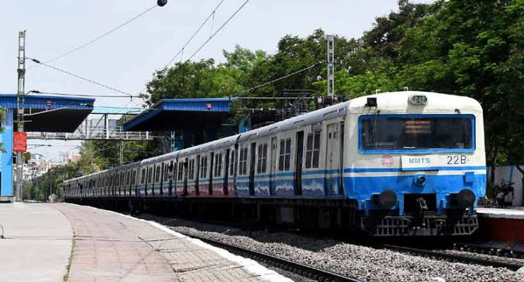 MMTS is all set to complete 16 years in Hyderabad