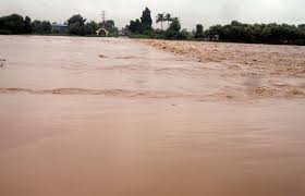 Kagna River overflows, sweeps away part of road in Tandur