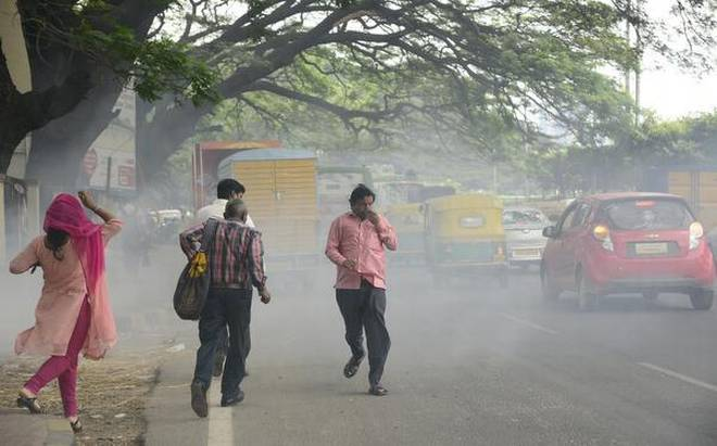 Air quality improves in Hyderabad