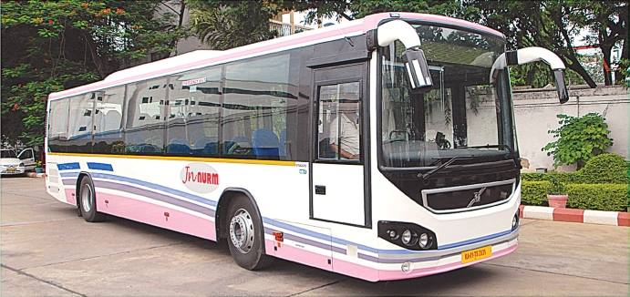 300 buses pressed into service in Hyderabad