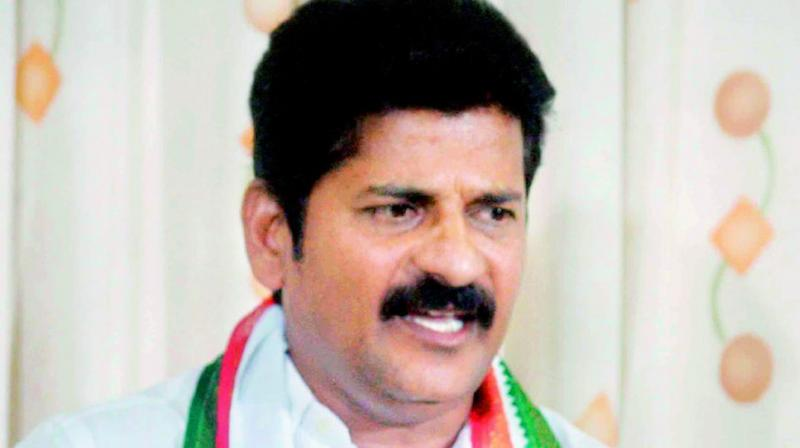 I-T sleuths grill Revanth Reddy