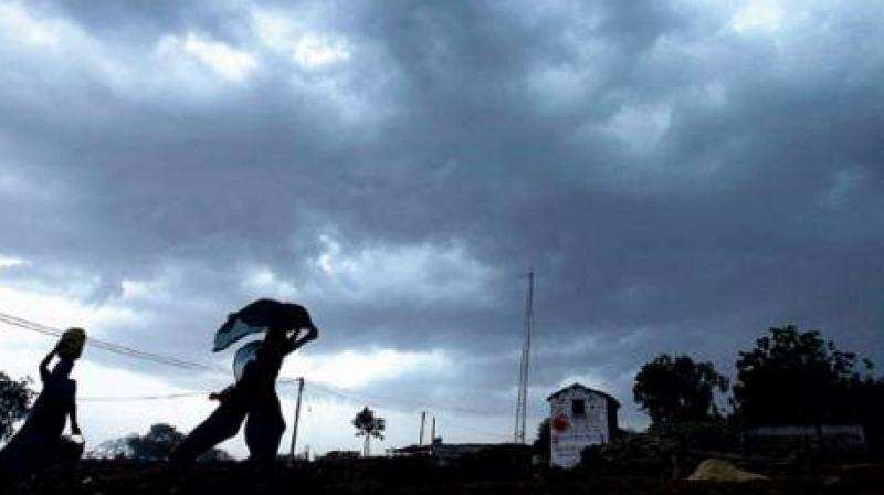 Heavy rainfall for Telangana for next five days: IMD