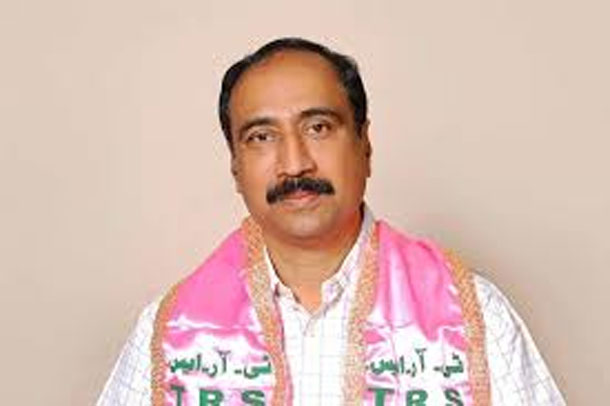 Sanjay Kumar from TRS wins in Jagtial