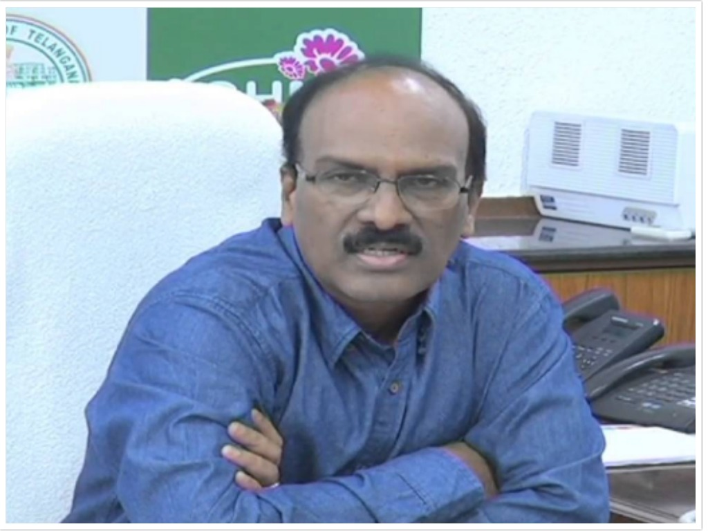 GHMC Commissioner inspects civic works in different localities