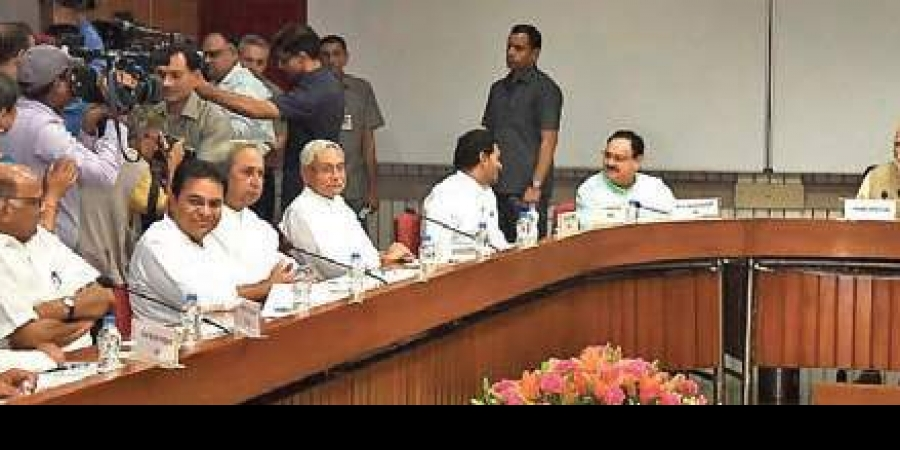TRS welcomes one nation, one election move