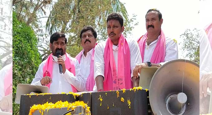Campaign for Nagarjuna Sagar Assembly bypoll ends