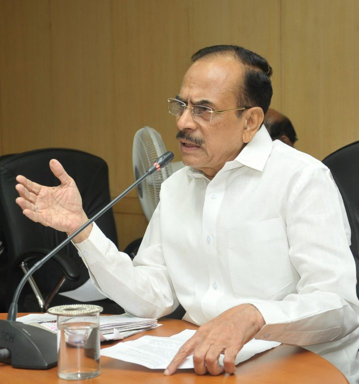 Telangana Prisons Department stand in the first position in the country: Mahmood Ali