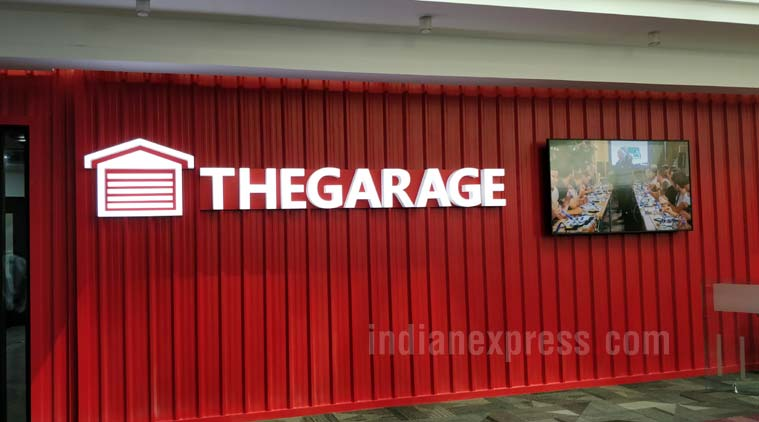 Microsoft Garage opens in Hyderabad