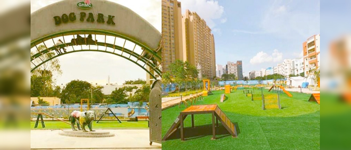 Two new parks to be inaugurated today