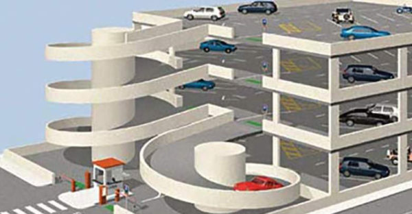 Multi-Level Car Parking to come up at Nampally